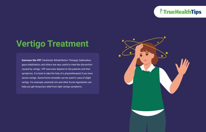 Vertigo Treatment